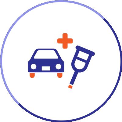 交通事故・労災診療